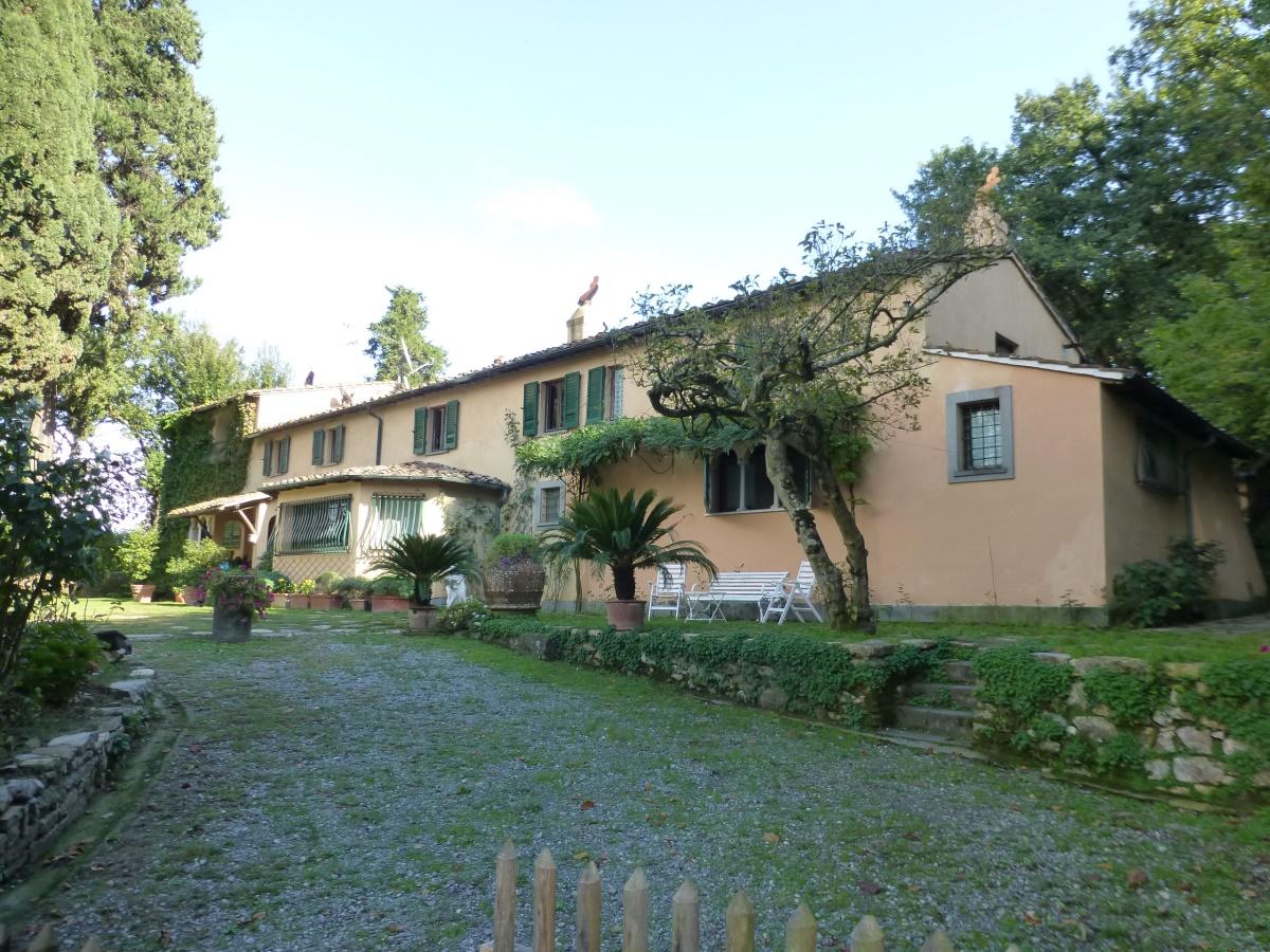 Villa singola San Giuliano Terme PI1208