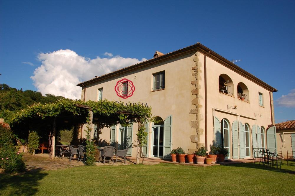 Villa singola San Casciano dei Bagni SI1118582
