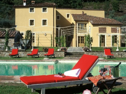 Holiday Home -  Il Guardiano - Luxury Farmhouse - Lucca countryside