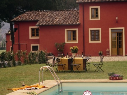 Holiday Home - Il Frantoio - Luxury Farmhouse - Lucca countryside