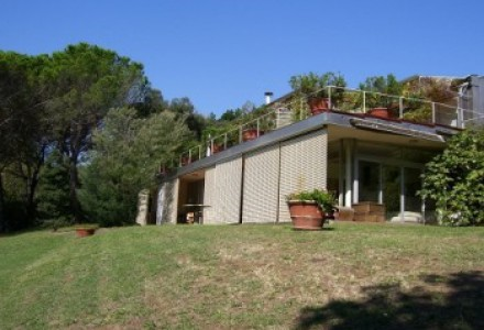 Modern and exclusive villa just a few km from Lucca