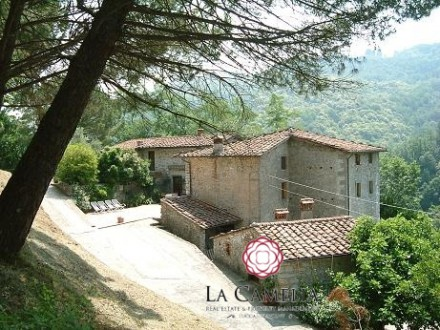 Enchanting medieval borgo as B&B - Lucca Hills