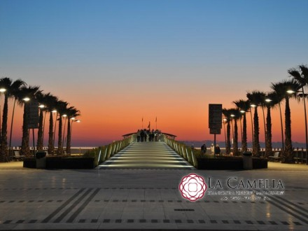 3 star Hotel - 20 rooms -  seafront of Lido di Camaiore