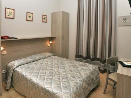 Hotel - 3 stars- 50 rooms - Montecatini Terme