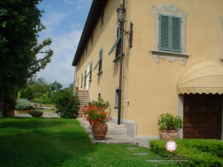 Historical Luxury Villa with swimming pool  - Lucca Hills - price reduced