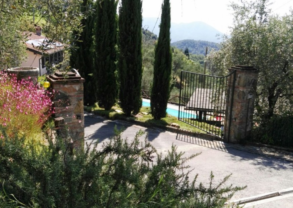 Sale Villa Lucca - Beautiful restored villa on the hills of Lucca with pool and magnificent views Locality