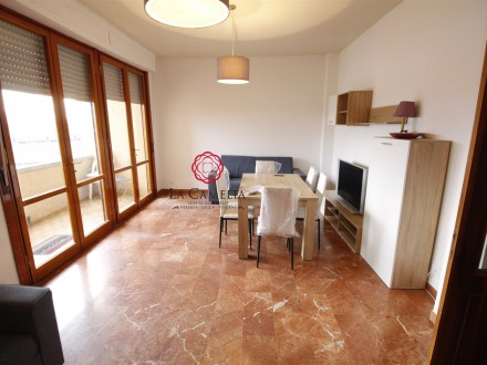 For Rent furnished apartment with 3 rooms near the Historic Center