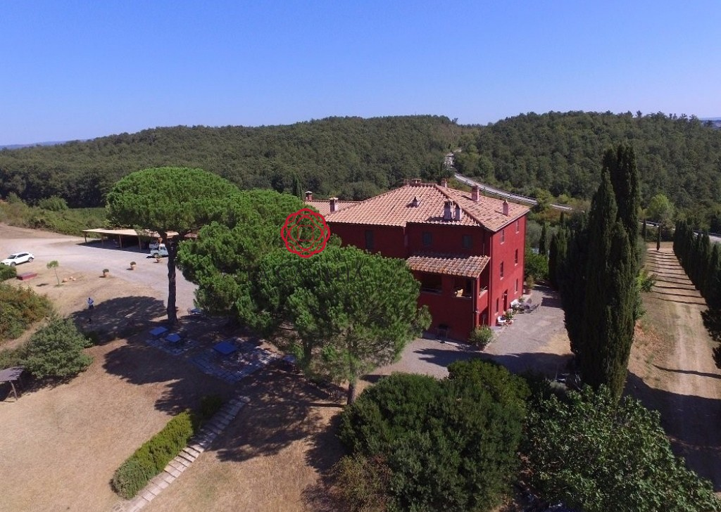 Holiday Rentals Farmhouse Paganico - La Civetta - Farmhouse with swimming pool - Weekly rentals Locality