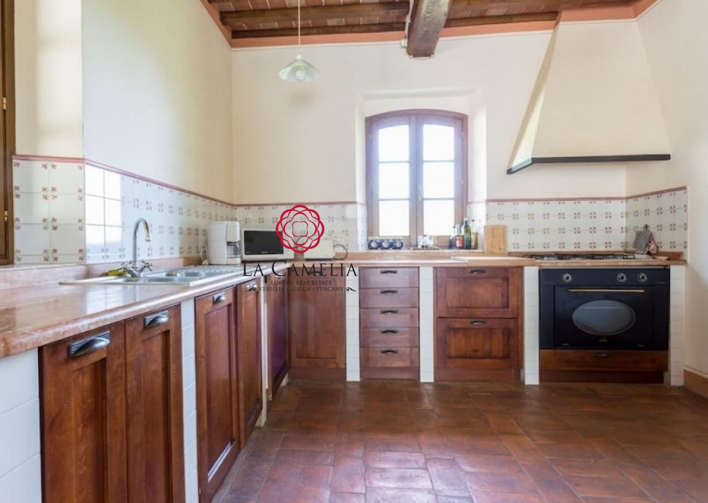 Holiday Rentals Farmhouse San Casciano dei Bagni - Antica Pergola - Farmhouse with swimming pool - Weekly rentals Locality