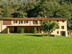Farmhouse surrounded by the greenery of the Camaiore Hills - 2
