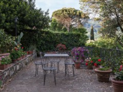 Liberty style Villa -  hills of Lucca - 9