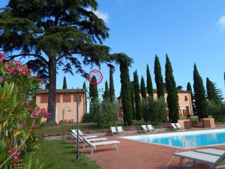 Beautiful farmhouse with B&B - Pisa countryside