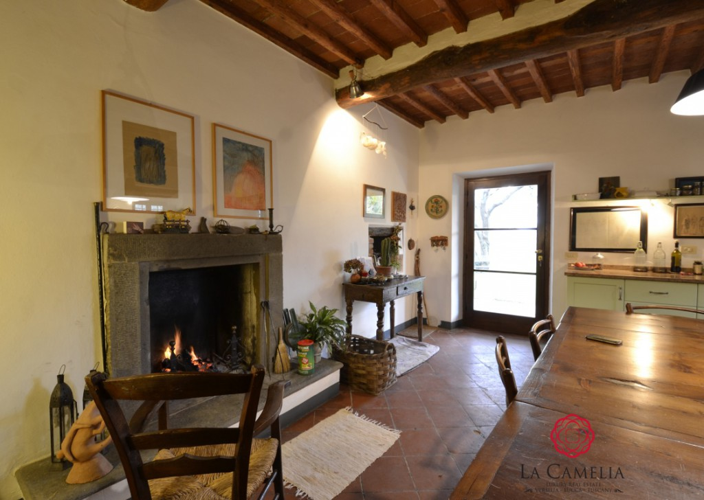 Sale Farmhouse Lucca - Stone farmhouse with panorama for sale Lucca hills Locality
