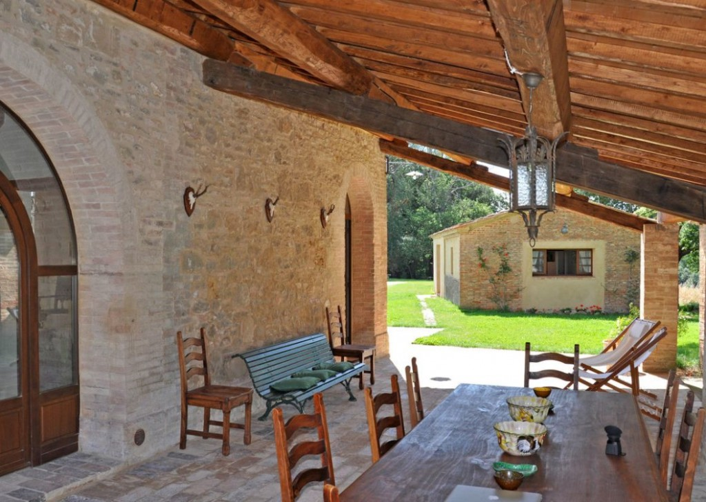 Rent Farmhouse Buonconvento - Farmhouse with pool - Siena -  Sleeps 20 pax / 9 Bedrooms / 10 Bathrooms Locality